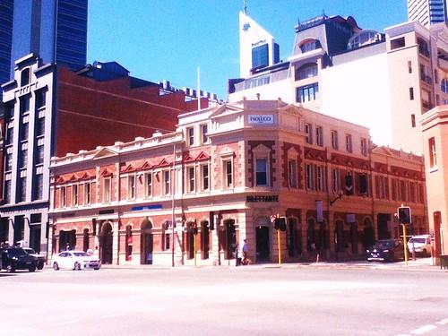 Tranby Building - Cnr 575 - 579 Wellington Street & King Street
