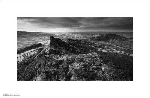 The Roaches, Peak District.
