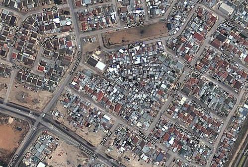 Mshini Wam Google Earth snapshot