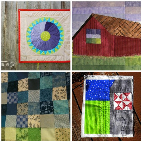 Project QUILTING Barn Quilt Challenge - A Closer Look, Part 3
