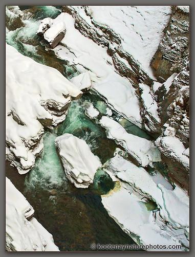 landscape bc canyon goatriver