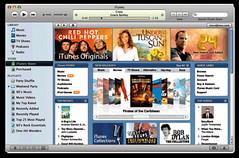 Itunes Store 2006