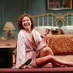 Julie White in the Huntington Theatre Company's production of