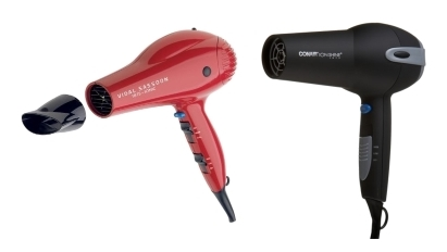 hair dryer - tips for healthy hair