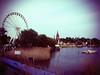 Riesenrad Baumblütenfest Werder