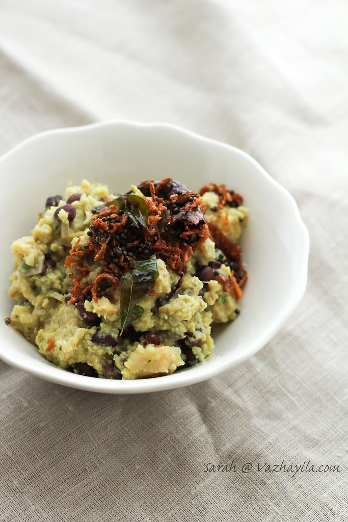 Kerala Koottu Curry-sadya special 1