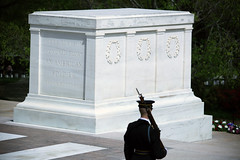 Tomb of Unknown Soldier 001 - Arlington National Cemtery - 2012