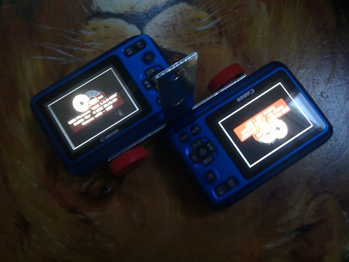 CHDK on dual cameras