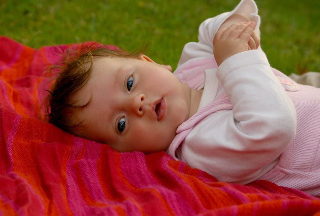 Stillen vereinfacht den Babyalltag.