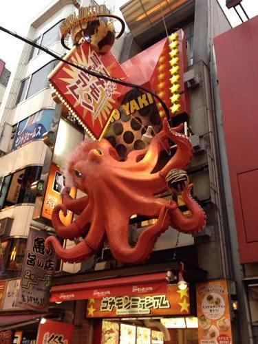 大阪たこ焼きツアー@道頓堀-09