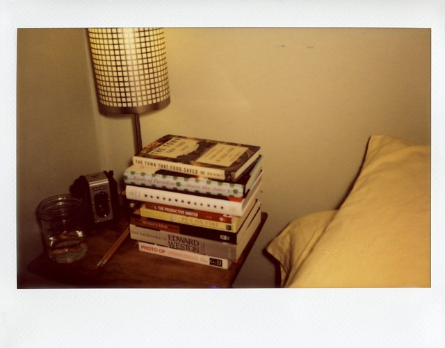 bedside table reads