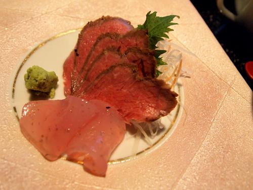 清里高原ホテル夕食