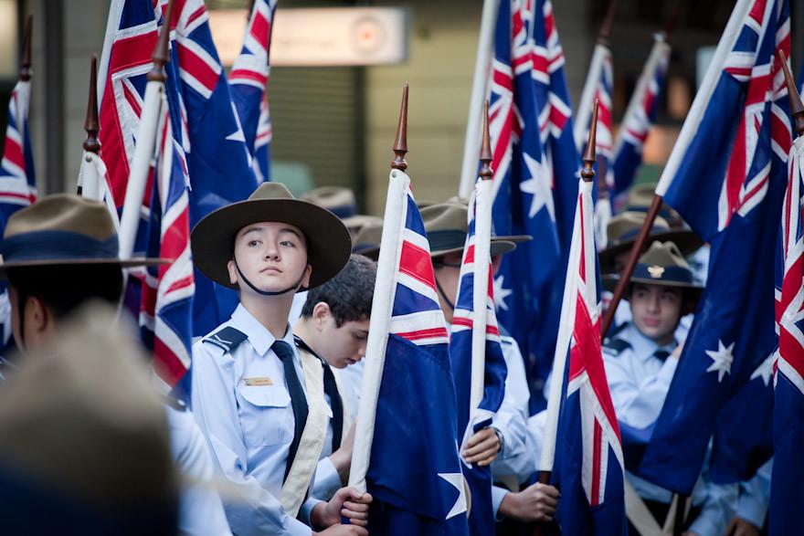 Patriotyzm po australijsku
