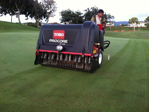 Venting-ProCore in action