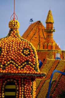 orange & lemon roof