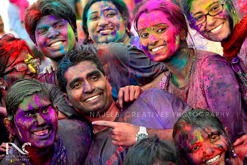 Holi Holi Day!! by najeeb creatives