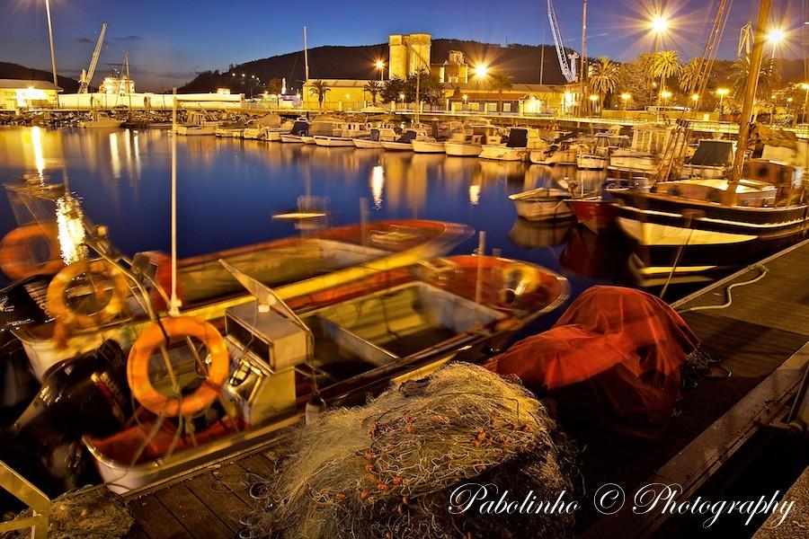 Porto de Ferrol (A Coruña)