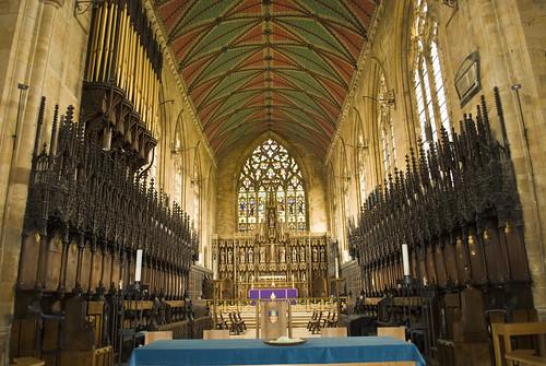 Choir - St Botolph - Boston