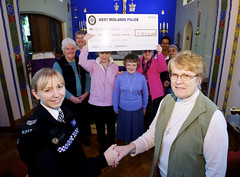 Day 73 - West Midlands Police - Funding for Convent in Birmingham