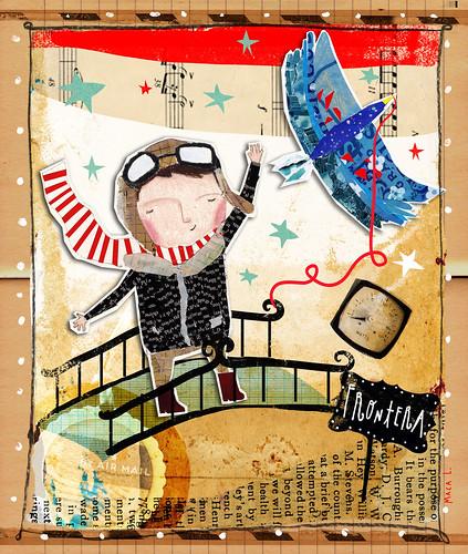 El viaje by Maca López Godoy