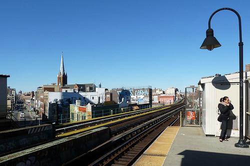 Brooklyn tracks