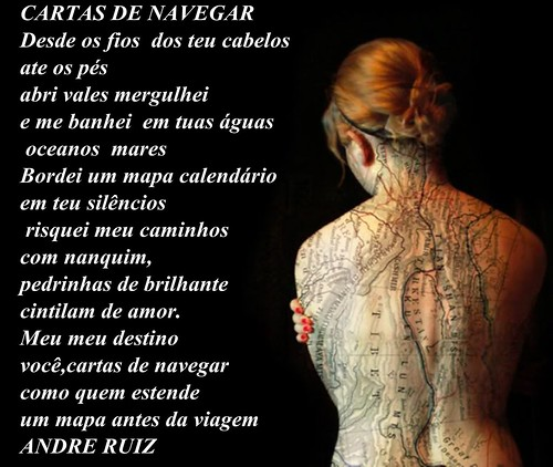 CARTAS DE NAVEGAR by amigos do poeta