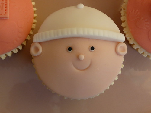 Baby Face Cupcakes by Susie 99