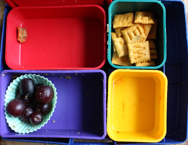 Big Kid Bento #567: after