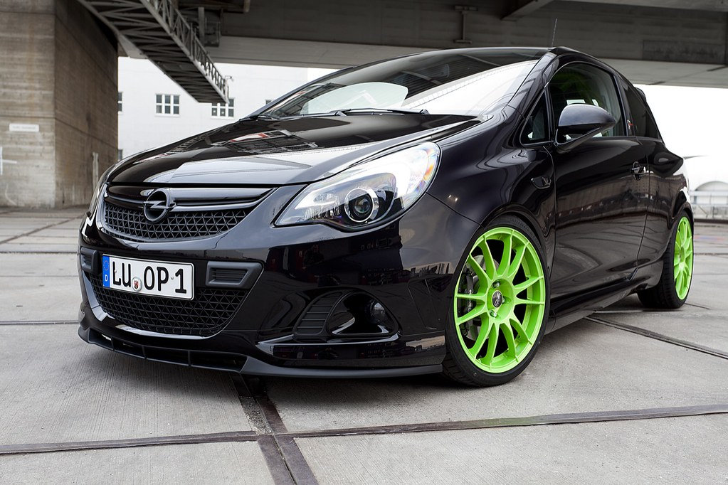 opel corsa opc n rburgring edition a photo on flickriver. Black Bedroom Furniture Sets. Home Design Ideas