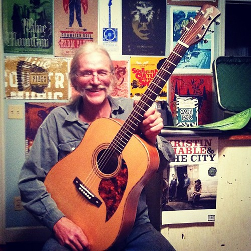 Kevin McPheeters #luthier