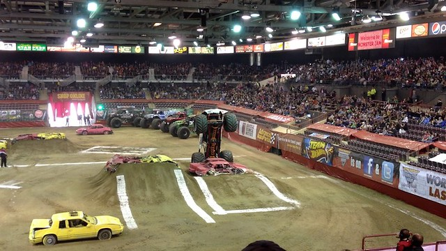 Nampa, ID - March 8-9 - Ford Idaho Center   Monster Jam