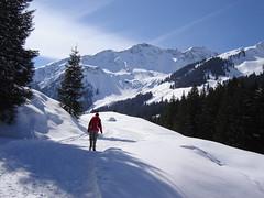 Winterwanderung zur Kundl Alm