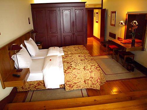 Bedroom, Pousada de Santa Marinha, Guimaraes, Portugal