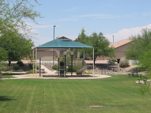 Mira Vista Place Community Park Gilbert AZ