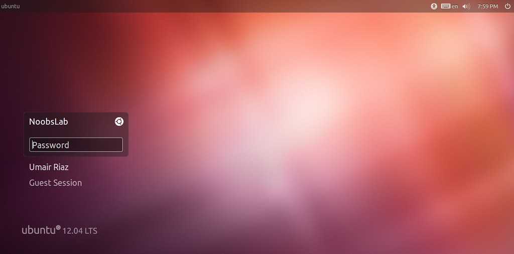 Remove White Dots from Login Screen of Ubuntu 12 04 Precise