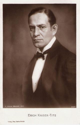 Erich Kaiser-Titz
