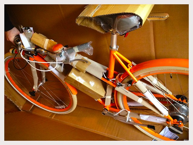 Bike Unboxing!