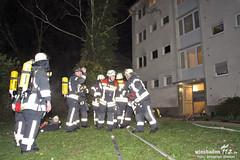 Wohnungsbrand Hollerbornstraße 29.03.12
