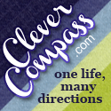 CleverCompass.com badge