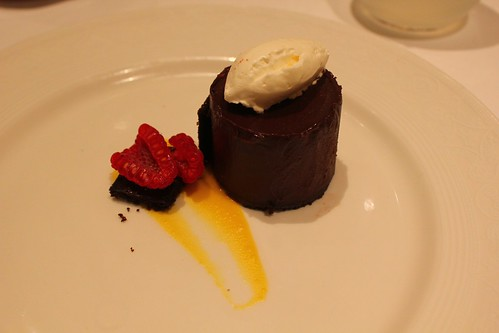 Chocolate dessert - Royal Court