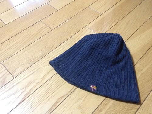 さらば、バルサのニット帽