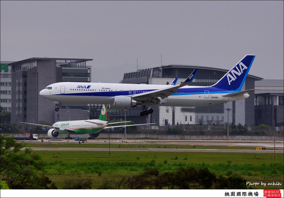 全日空JA626A客機005