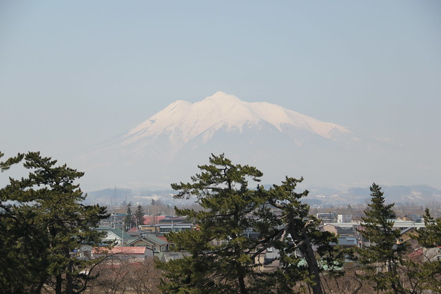 Photo:Mt. Iwaki, Hirosaki By:shinyai