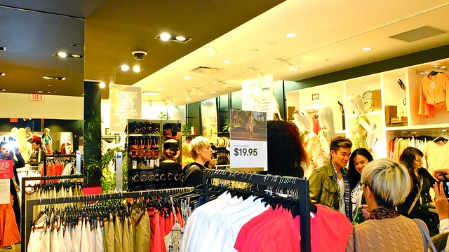 H&M Gets StyleStruck | Pacific Centre