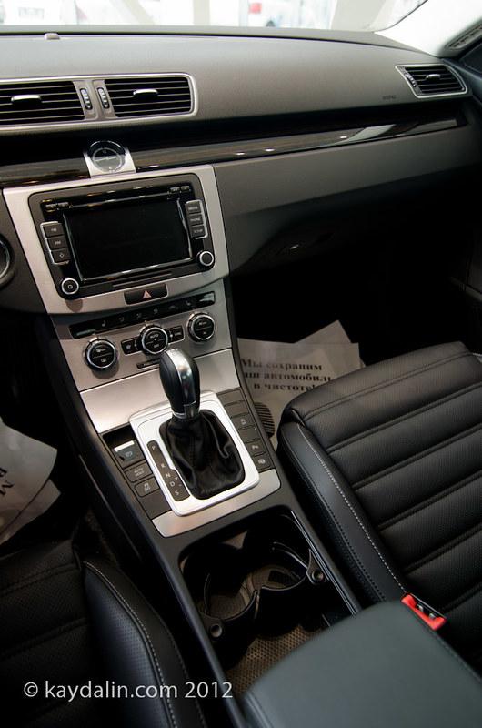 passat cc 2012 interior