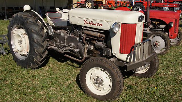Ferguson 40 Tractor : Ferguson f tractor flickr photo sharing