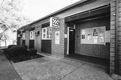 Police station circa 2009