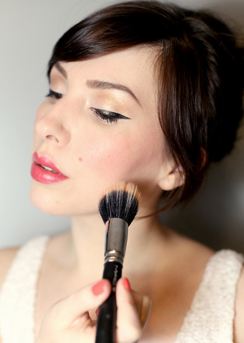 Makeup Monday: Etsy Weddings
