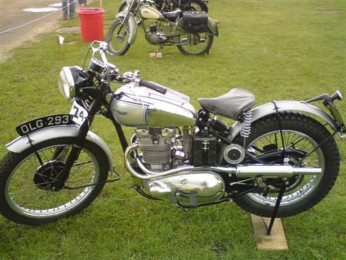 Vintage Motorcycles 002