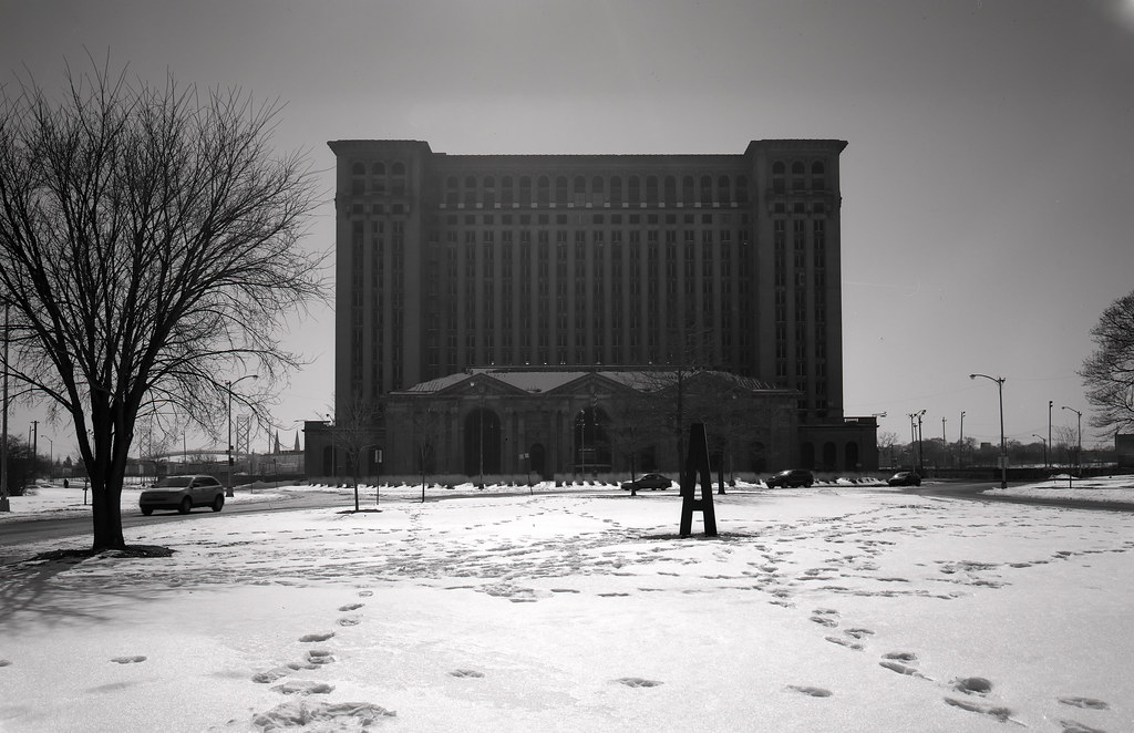 52:320TXP - Week 11 - Michigan Central Station